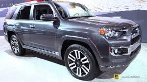 limited toyota 2015 toyota 4runner limited exterior and interior walkaround