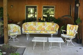 Retro Patio Furniture 23 Best Outdoor Pretties Images On Pinterest Flowers Gardening