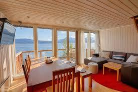 sea view cabins malangen resort
