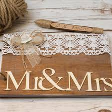 rustic wedding guest book shop rustic wood guest book on wanelo