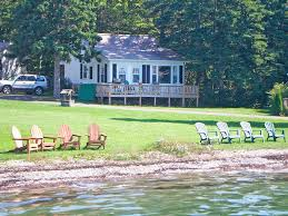 Vacation Homes Bar Harbor Maine - cottage rentals bar harbor maine lakeside cabin rentals donnel