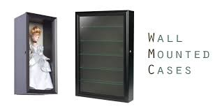 Wooden Wall Display Cabinets Trophy Cases Collectible Retail U0026 Trophy Display Cabinets For Sale