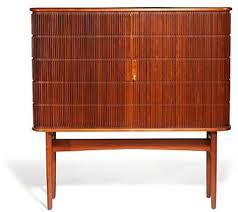 magnificent unique humidor cabinet by palle suenson on artnet