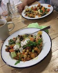 cuisine etc vegetarian dishes with feta cheese etc picture of heidi s