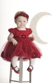baby red tulle bubble party dress u2013 elegant mart