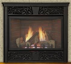 Majestic Vent Free Fireplace by Majestic Vfc32lnv Symphony Series Vent Free Natural Gas Fireplace