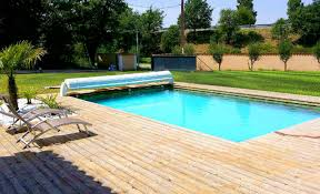petite piscine enterree galerie photos de piscines enterrées en bois