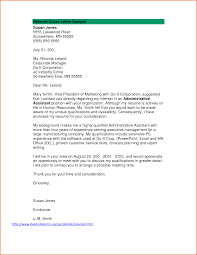 Administrative Manager Cover Letter Supervisor Cover Letter With No Experience Choice Image Cover