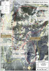 150 Meters Algold Resources Eleonore Mineralization Extended To 150 Meters
