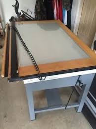 Lighted Drafting Table Mayline Drafting Tables Foter