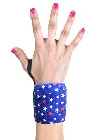 gelometrics wonder woman wrist wraps