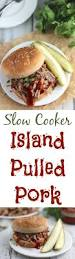 slow cooker island pulled pork slow cooker giveaway