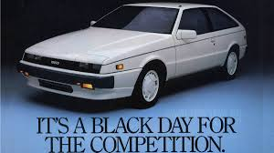 mercedes ads isuzu impulse turbo classic ads