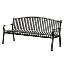 Black Indoor Bench - commercial benches indoor u0026 outdoor furnishings treetop