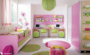 decorate your room for girls with green carpet green chair also