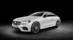 mercedes e class 2018 mercedes e class coupe edition 1 review top speed