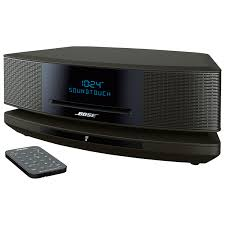 bose home theater receiver bose wave soundtouch iv wireless multi room music system black