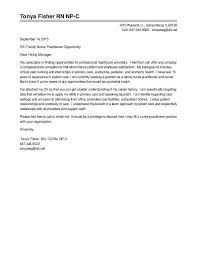 np cover letter nurse practitioner cover letter example sample