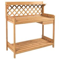 potting table with sink potting table with sink make outdoor bench plans energokarta info