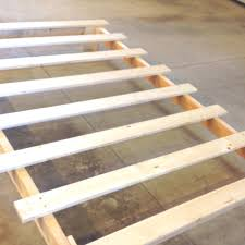 Diy Platform Bed Base by The 25 Best Homemade Bed Frames Ideas On Pinterest Homemade