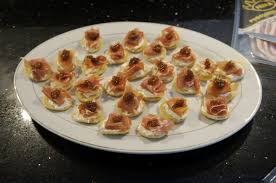 bellini canape 3 cheap canapé ideas the cook