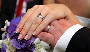 What Finger Does The Wedding Ring Go On do you wear your engagement ring on your wedding day everafterguide