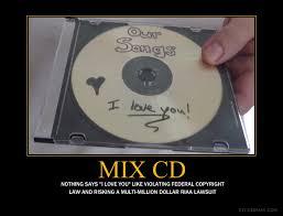 Cd Meme - music modern material culture
