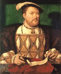 portraits of king henry viii early depictions