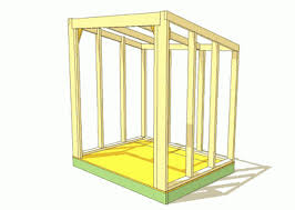 How To Build A Small Outdoor Shed by Building A Shed