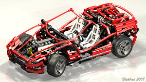 lego jeep instructions technicopedia 8448