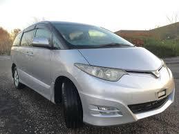 used toyota estima cars for sale motors co uk