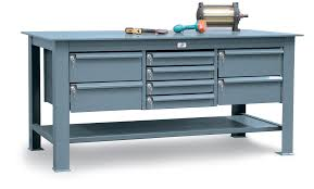 Heavy Duty Steel Cabinets Strong Hold Products Heavy Duty Mobile Shop Table With Half Inch