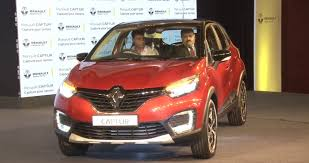 renault captur renault captur suv india launch highlights price specifications