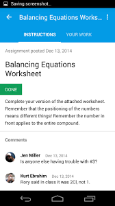 google classroom 3 9 372 07 33 for android download