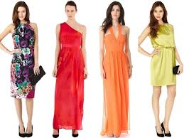 dresses for attending a wedding the colorfulness of summer wedding guest dresses cherry