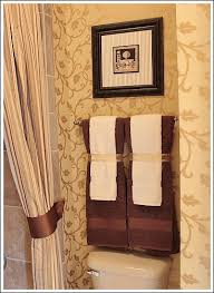 bathroom towel ideas the awesome bathroom towel decor ideas for your own home