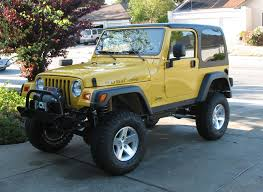 jeep wrangler 2 4 2006 auto images and specification