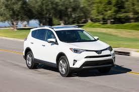 toyota suv used 2017 toyota rav4 reviews and rating motor trend