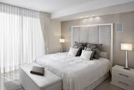 chambre à coucher blanche chambre à coucher adulte 127 idées de designs modernes gris