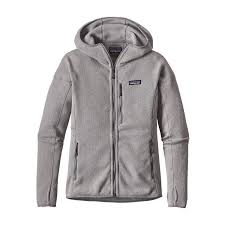 patagonia s performance better sweater hoody
