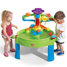 step2 waterwheel play table step2 busy ball water wheel play center table for kids with