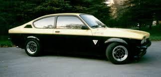 1973 opel kadett mein 77 u0027er opel kadett c coupe 1 9 gte original video von 1987