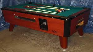 Valley Pool Tables by Valley Cougar Coin Op 7 U0027 Bar Size Pool Table Totally Refurbished