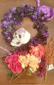wreath supplies day of the dead wreath supplies my pinterventures