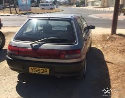 mazda 323 1991 hatchback 1 3l petrol manual for sale nicosia