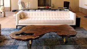 business u0026 home diy wood slab coffee table 24 with diy wood slab