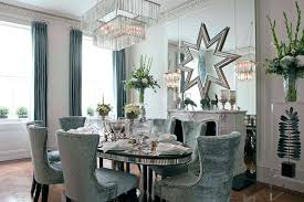 dining table furniture piece mirror dining table set room above