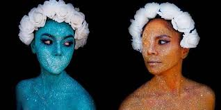 special fx makeup 16 years special effects makeup artist turning herself