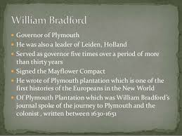 history of plymouth plantation by william bradford mayflower plymouth and william bradford