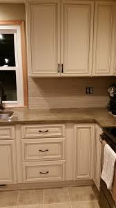 What Is The Standard Height Of Kitchen Cabinets Off White Cream Kitchen Cabinets Pre Assembled Ready To